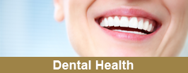 Person with White Teeth - Dental Care